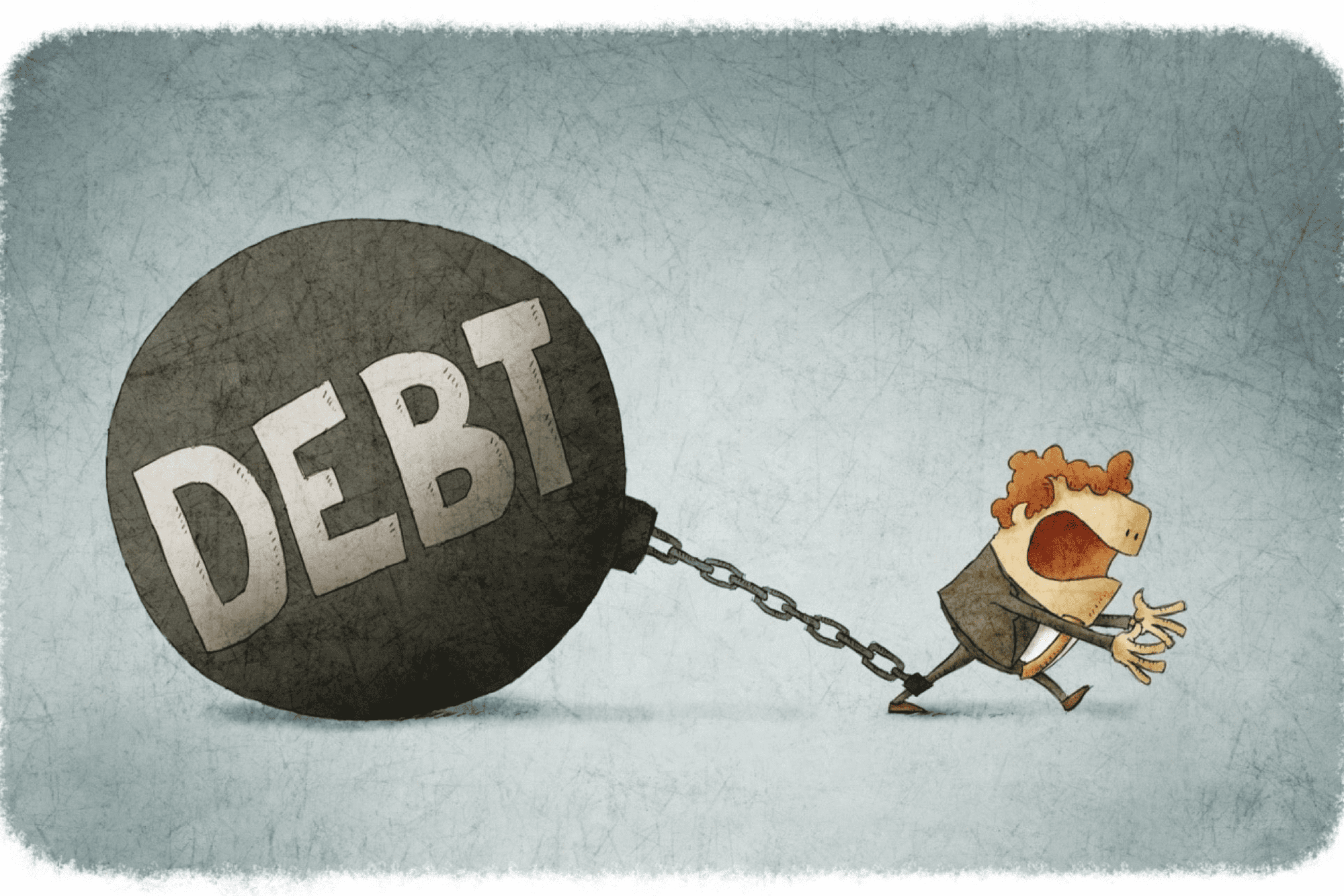 If I have debts that are old, don't they get written off anyway?